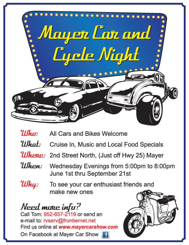 Cruise In Flyer